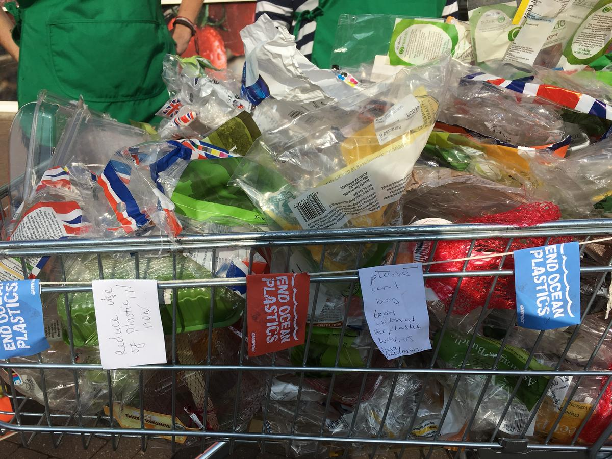 "Image for ""We don't need this plastic"" – what supermarket customers are telling us"
