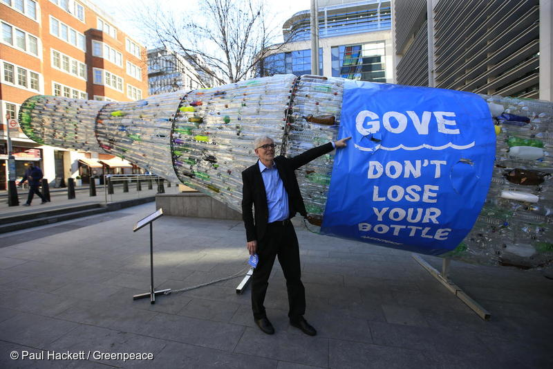 Image for Michael Gove, Don't Lose Your Bottle