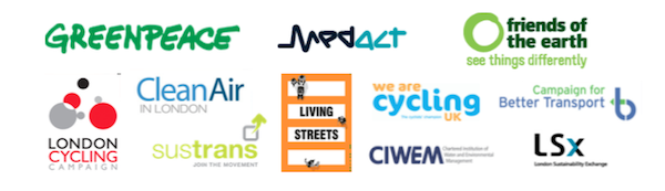Campaign NGO logos
