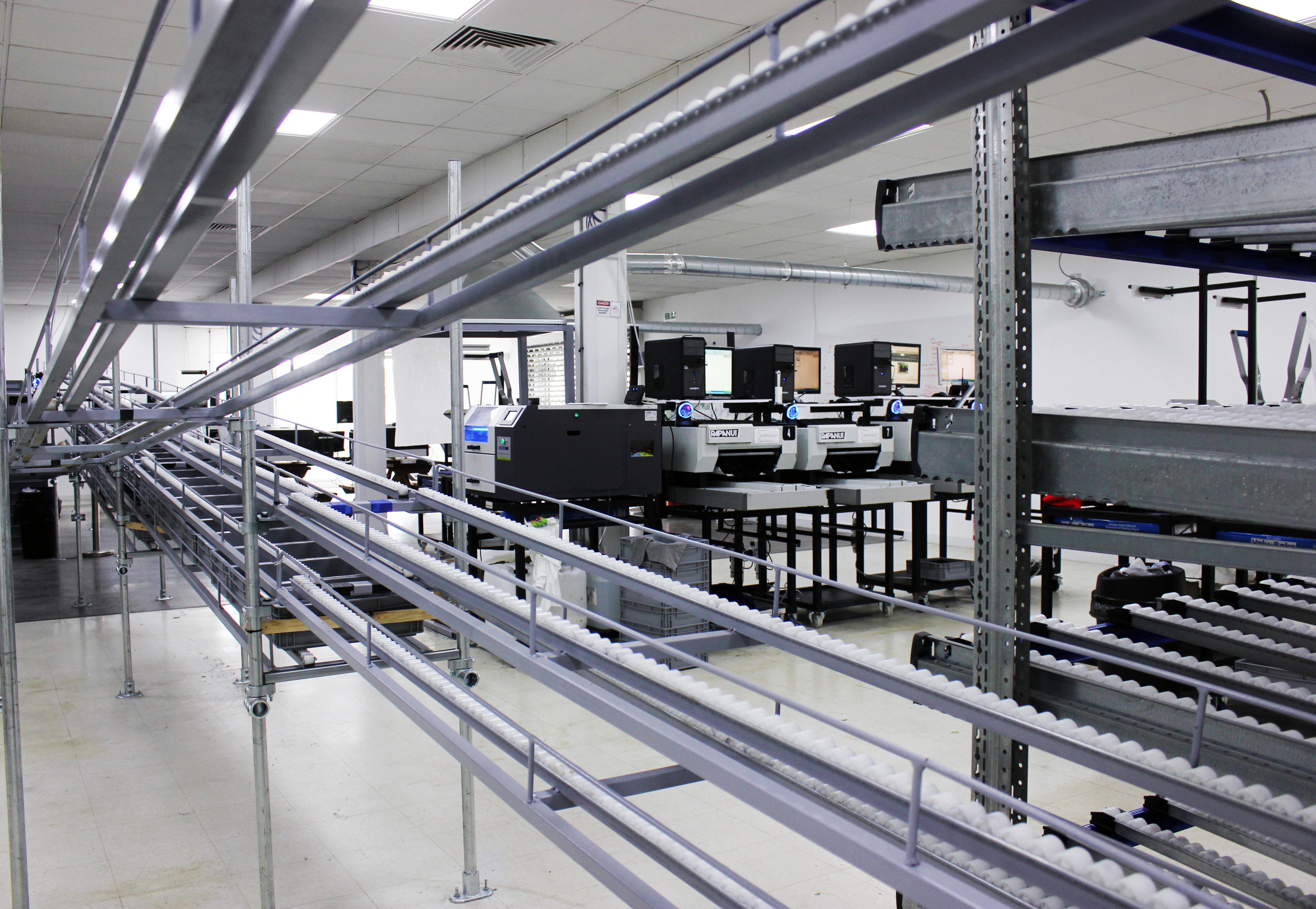 Teemill factory