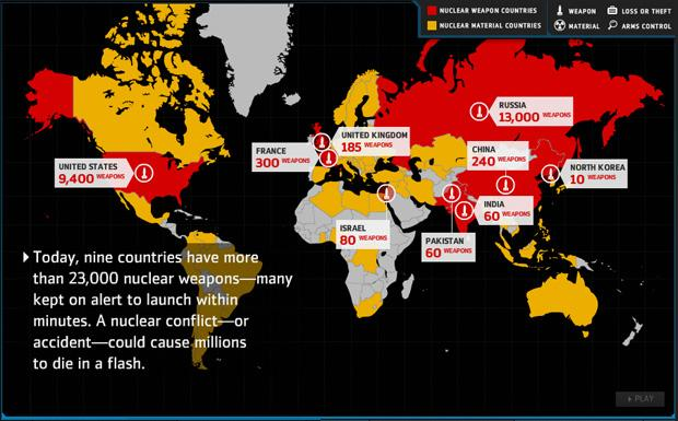 Moving to a nuclear weapons free world greenpeace uk the majority of the world has already shown us the solution to the problem of nuclear weapons by rejecting them many countries have gone gumiabroncs Images