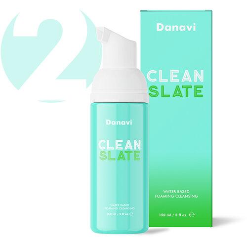 lindsay giguiere, danavi, foaming cleanser, water-based cleanser
