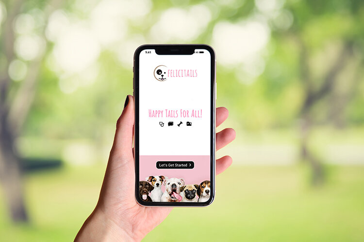 lindsay giguiere, felicitails, virtual consultations for pets