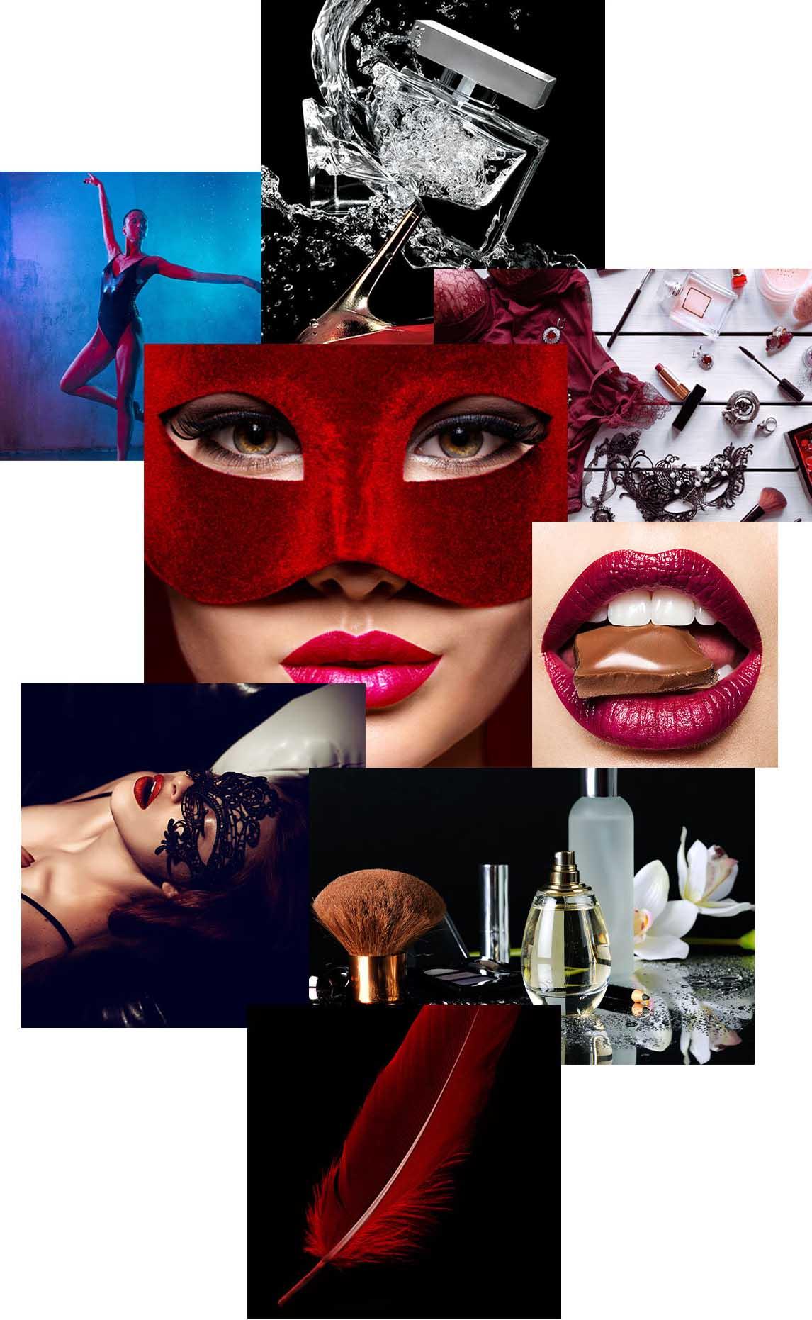 lindsay giguiere, feravana,  sensuality, perfumes, candles