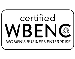 greenfield groves, lindsay giguiere, women owned business certification icon
