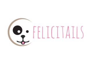 lindsay giguiere, felicitails for all logo