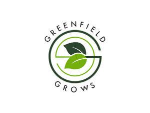 lindsay giguiere, geenfield grows logo
