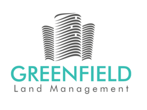 lindsay giguiere, geenfield land management logo