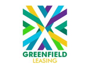 lindsay giguiere, geenfield leasing logo