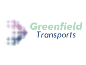 lindsay giguiere, geenfield transport logo