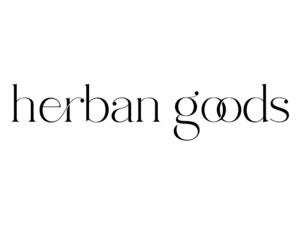 lindsay giguiere, herban goods logo