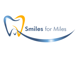lindsay giguiere, smiles for miles logo