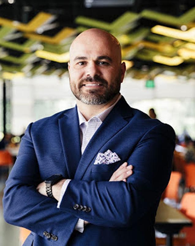 lindsay giguiere, steve januario vice president of digital experience palo alto networks