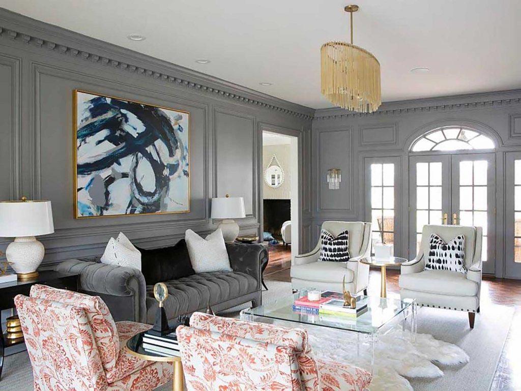 lindsay giguiere, modern touch for interior decor idea