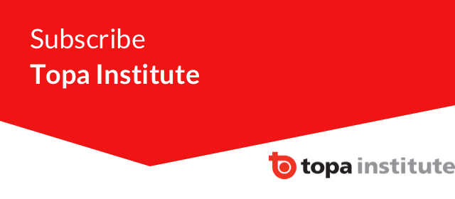 Subscribe Topa Institute