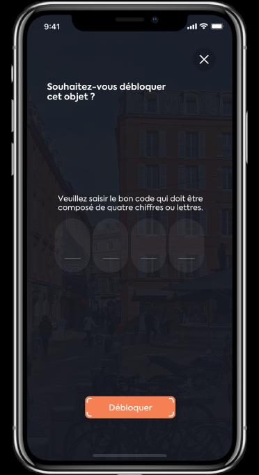 capture d'écran code