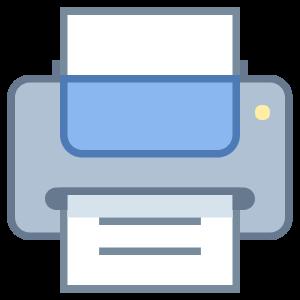 Cadastro de impressoras
