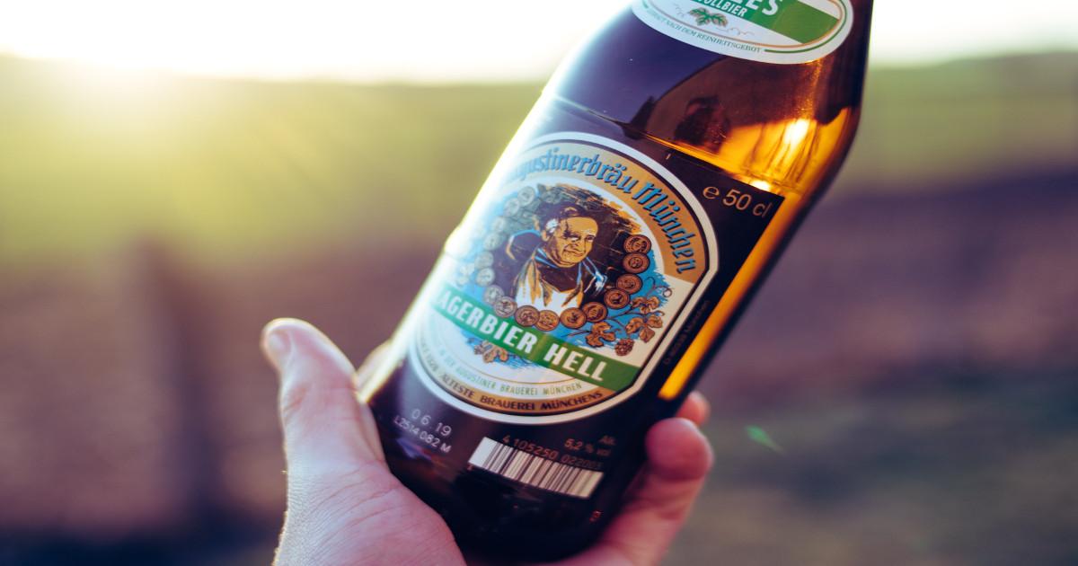 Renowned around the world: German Beer