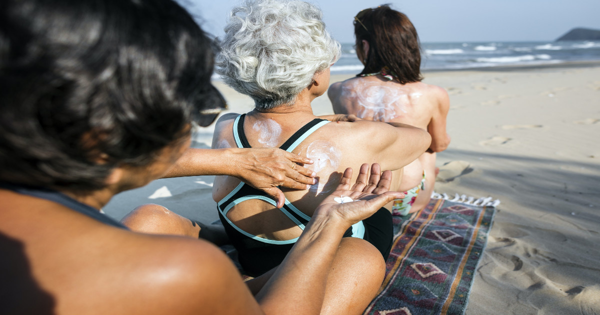 Revolution in Cosmetics: The Science of Sunscreen