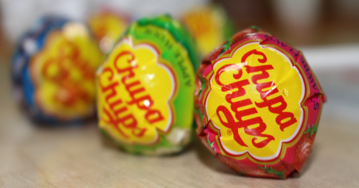 A Feast for the Senses: the Design of Candy