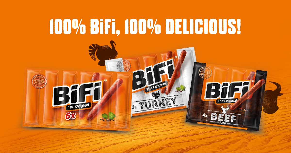 BiFi and the Best Wurst