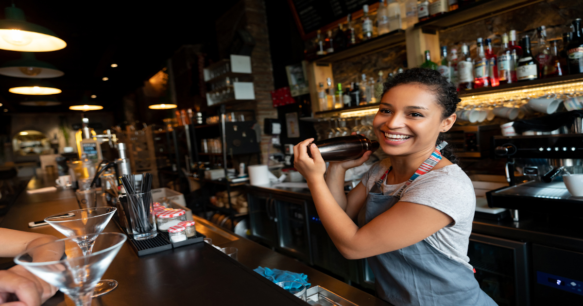 Female Innovators: Women in Cocktails