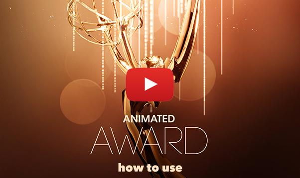 Gif Animated Award Effect Photoshop Action - 16