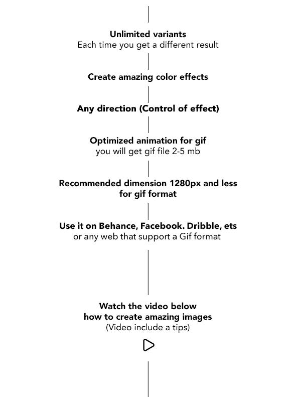 Gif Animated Award Effect Photoshop Action - 15