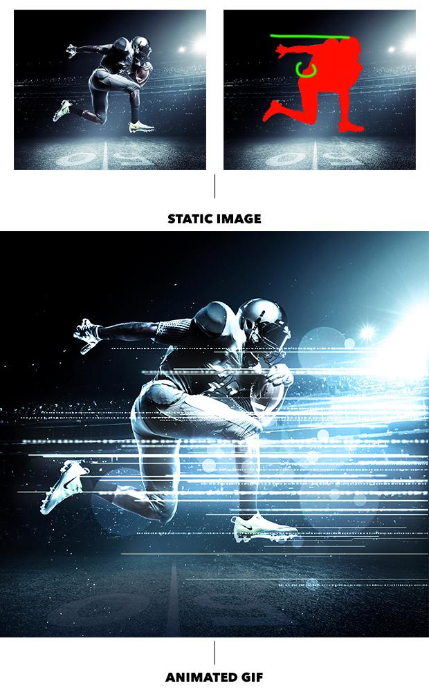 Gif Animated Award Effect Photoshop Action - 3