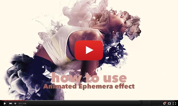 Gif Animated Ephemera Photoshop Action - 16