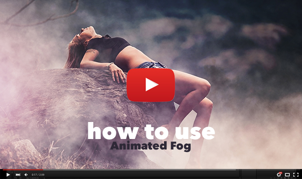 Gif Animated Fog Photoshop Action - 19