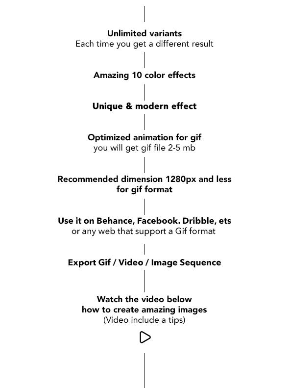 Gif Animated Smoke Photoshop Action - 22
