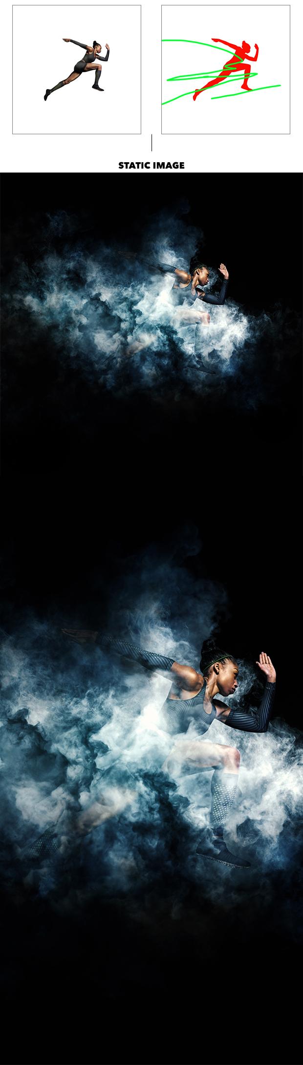 Gif Animated Smoke Photoshop Action - 9