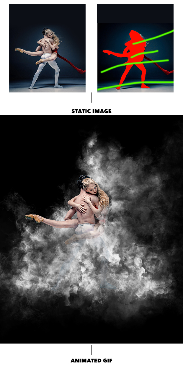 Gif Animated Smoke Photoshop Action - 10