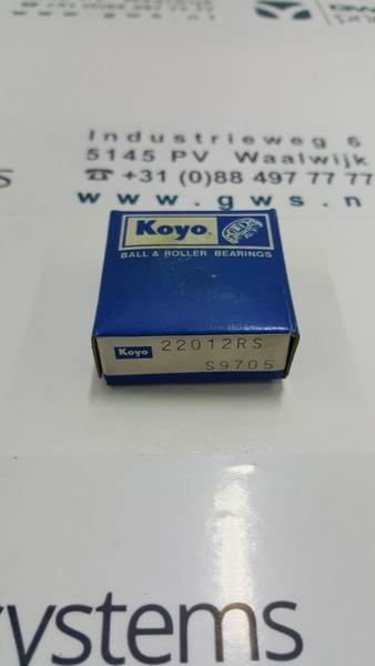 Graphic Web Parts - 22012RS Koyo bearing for Generic