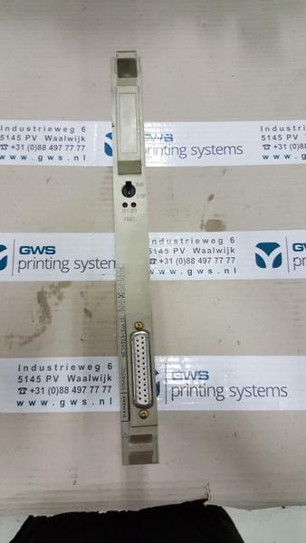Siemens Simatic S5  6ES5524-3UA13