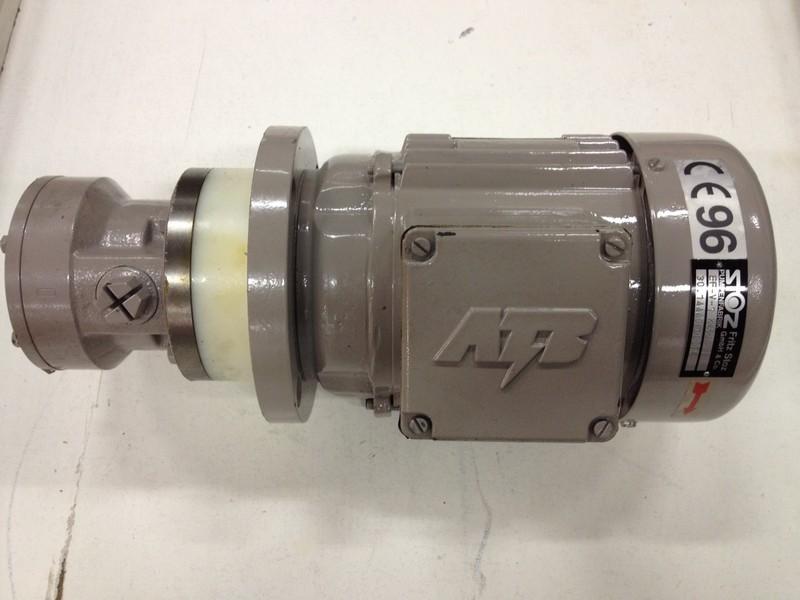 Graphic Web Parts - AF71/4B-7 Atb flender atb loher pomp for Motor pomp