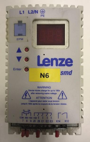 Graphic Web Parts - ESMD751X2SFA Lenze smd - inverter drive