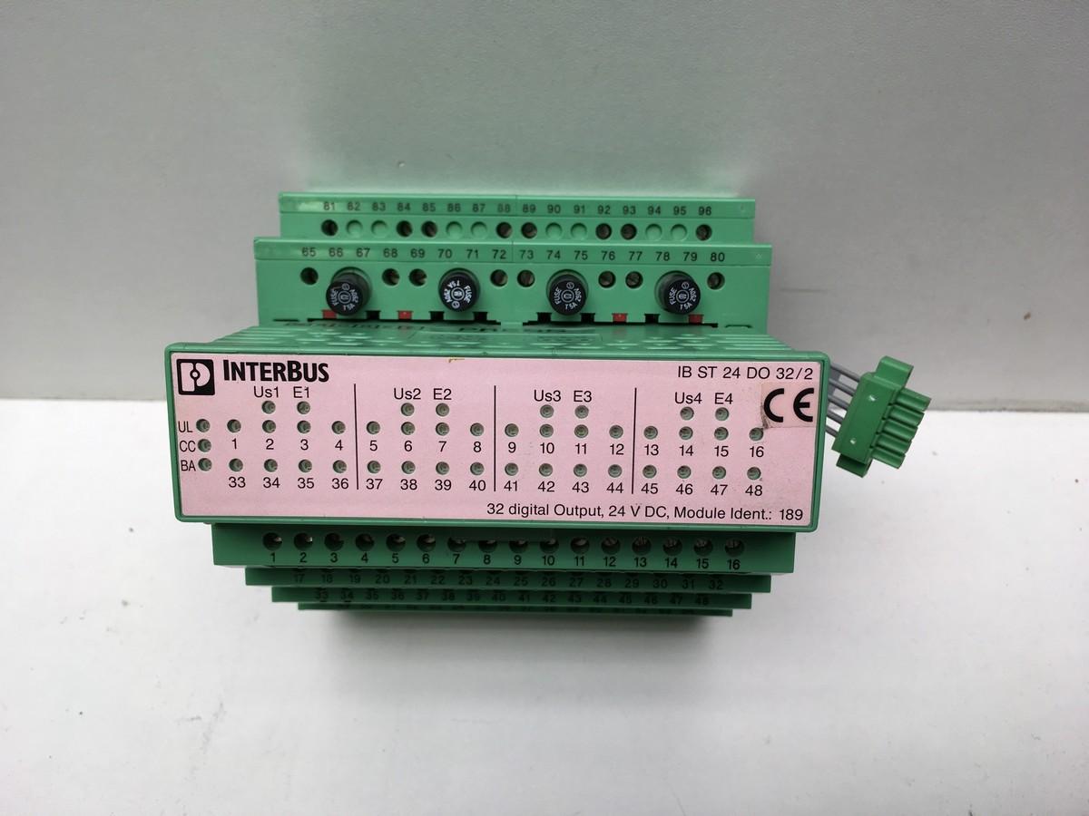 IB ST 24 DO 32/2 - mitsubishi-euro-m