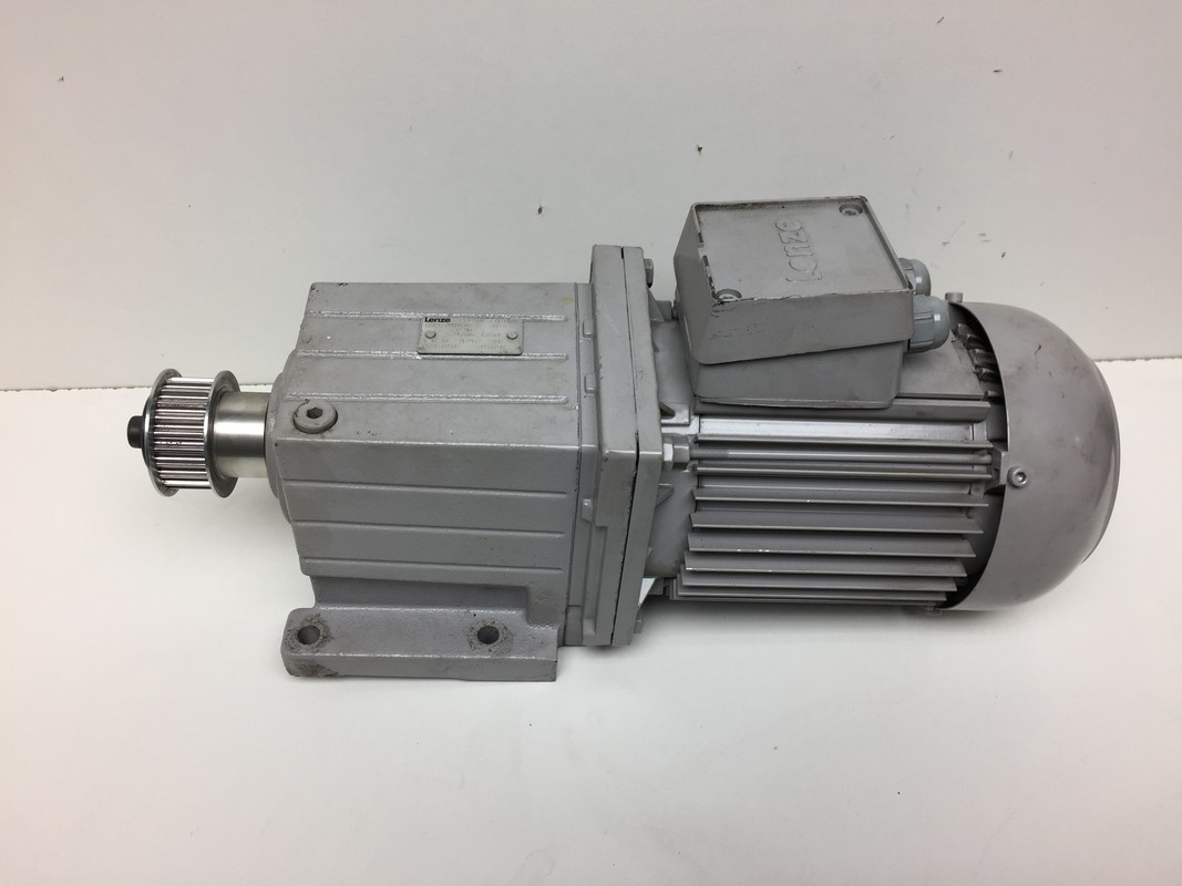 Graphic Web Parts Mdxma1m080 32 Lenze Gear Motor For