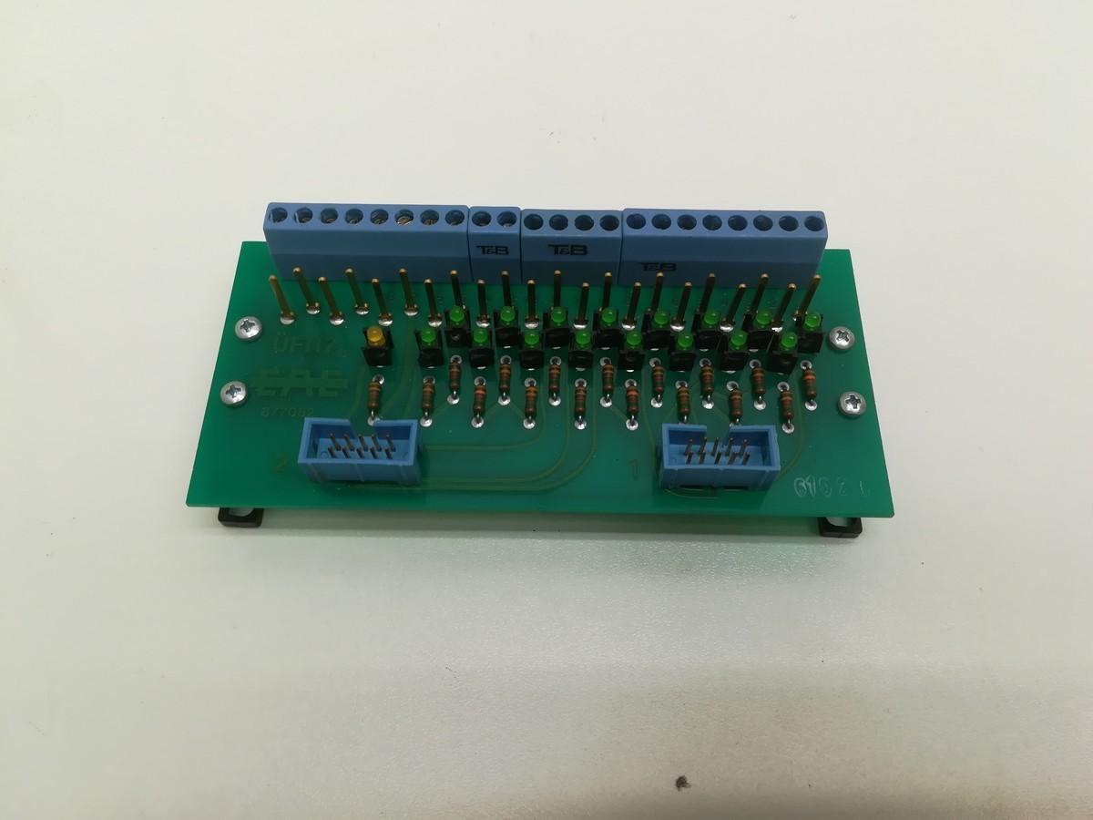 uFI17 - electronic