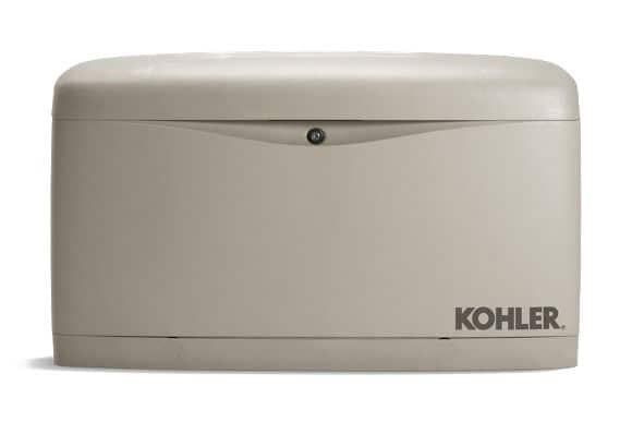 14kW Kohler Partial Home Backup Generator Package