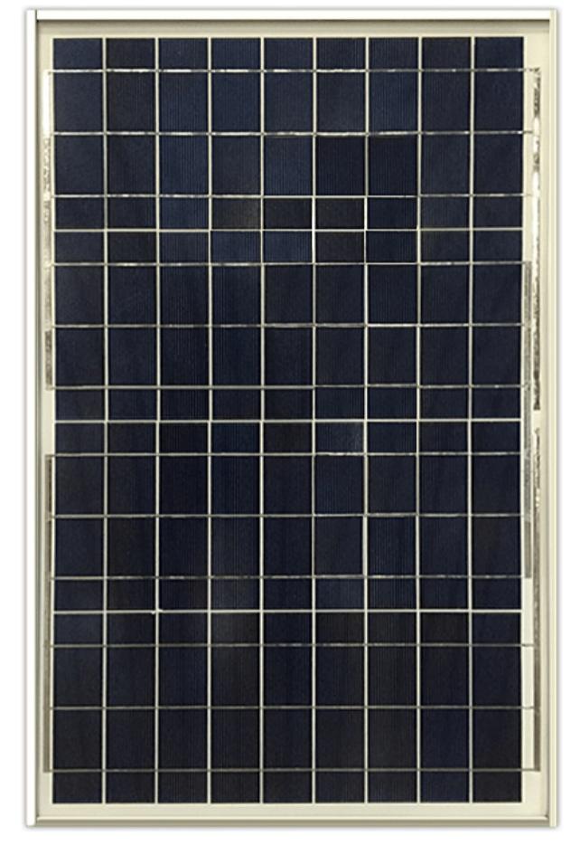 Ameresco BSP30-12 30w Silver Poly 12 Volt Solar Panel