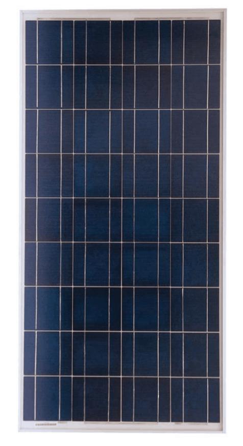 Ameresco BSP65-12 65w Silver Poly 12 Volt Solar Panel
