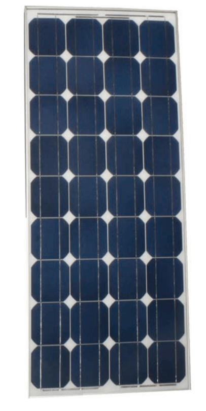 Ameresco BSP90-12 90w Silver Poly 12 Volt Solar Panel
