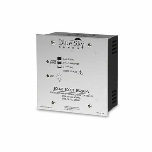 Blue Sky Solar Boost SB2512iX-HV, 20A 12v Charge Controller