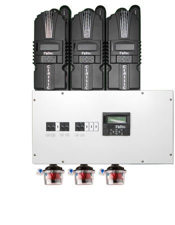 Classic 200 Triple PV Center Power Center