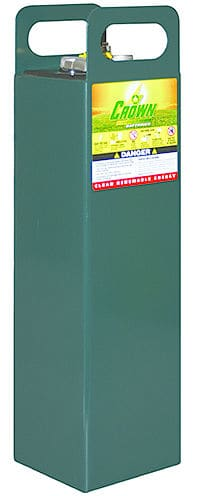 Crown 2CRP910, 625Ah 2V Battery