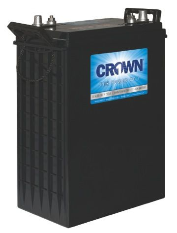 Crown 6CRV390, 390Ah 6V AGM L16 Battery