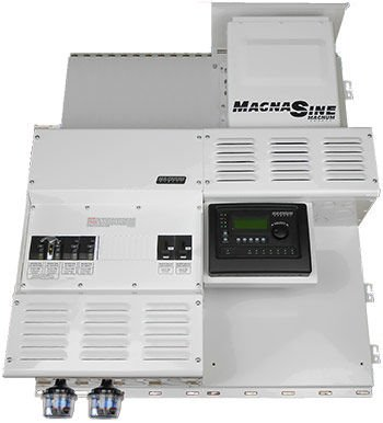 Expandable Single Magnum MS4448PAE One Inverter w/ No Charge Controller Power Center